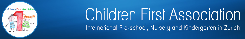 Children First Daycare and Kindergarten in Zurich | Children First Association