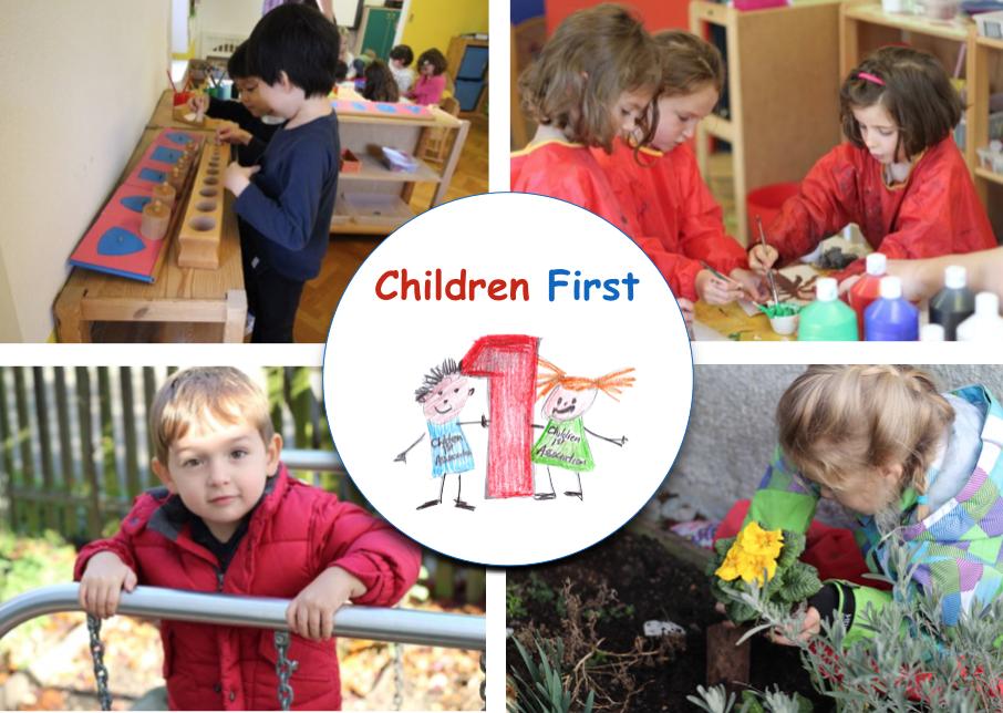 Open House Children First